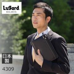Lugard 日本製 本革セカンドバッグ